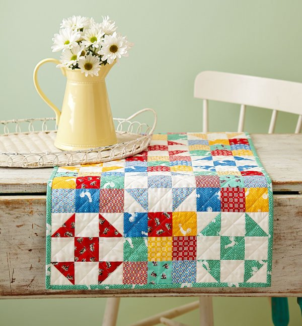 Free Table Runner Patterns