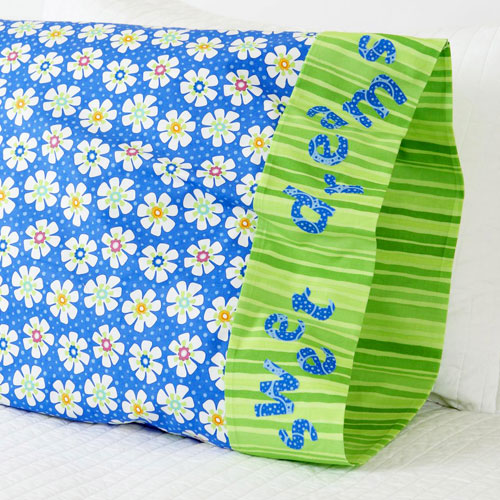 One Million Pillowcase Challenge 4th Quarter Featured Fabric