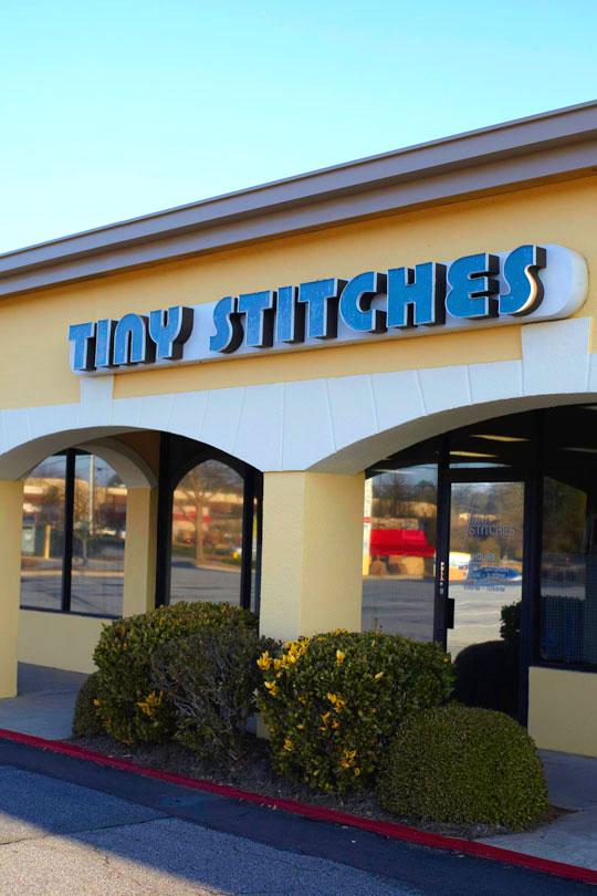 Tiny Stitches Isn't Really Tiny