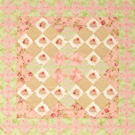 Nine-Patch Delight Color Option