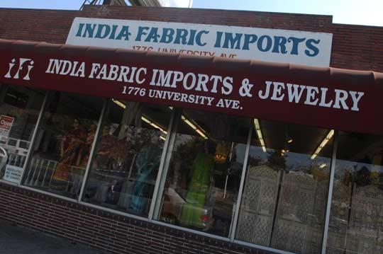 India Fabric Imports