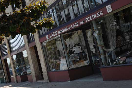 Lacis Museum of Lace and Textiles