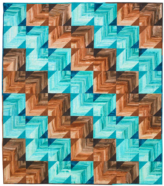 Color Options from Quilts and More™ Spring 2011