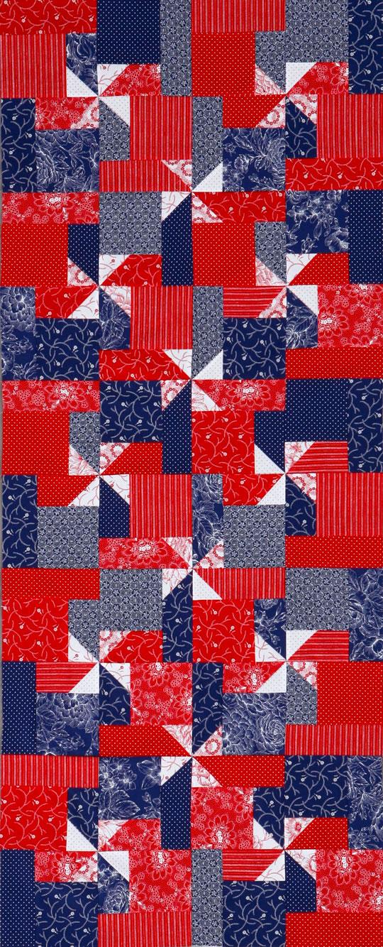 Pinwheel Romance Color Option