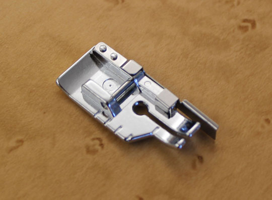 1/4-inch machine piecing foot