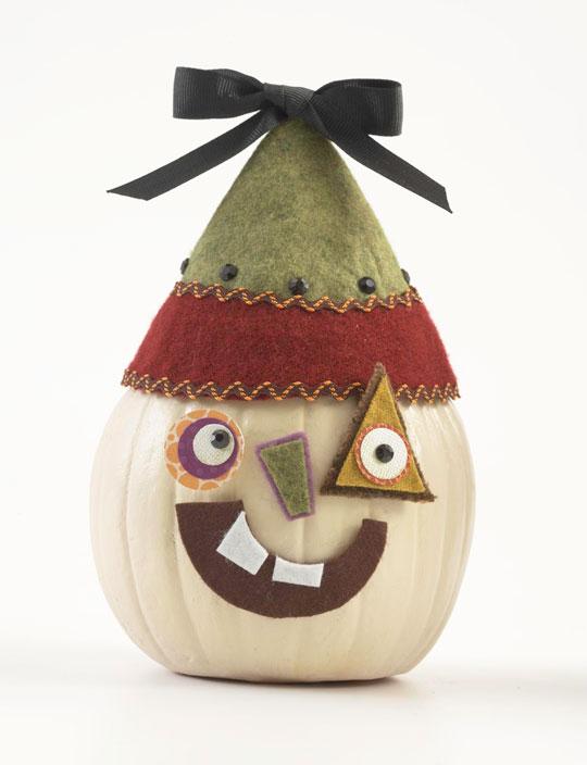 Scrappy Pumpkin Head