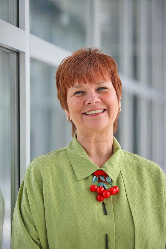 Mary Lou Weidman