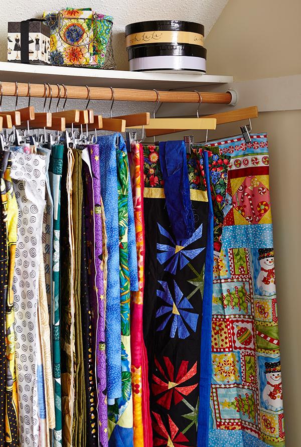 Creative Closet Space