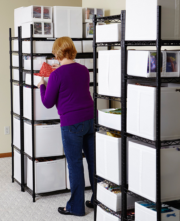 Smart Shelving Unit