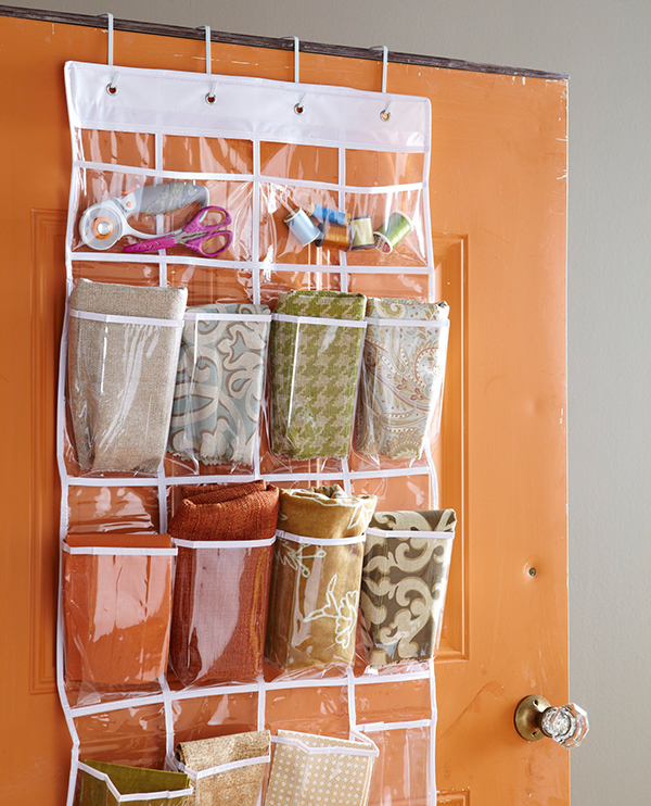 Pretty Pouch Storage