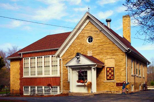 Ye Olde Schoolhouse