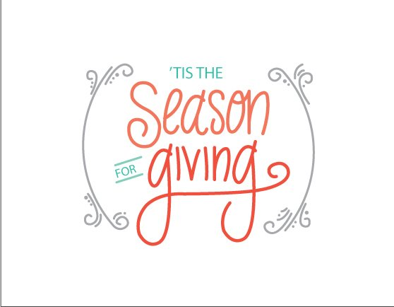 Season for Giving Card