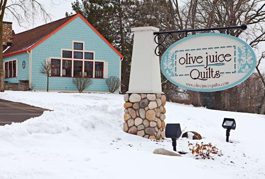 Olive Juice Quilts