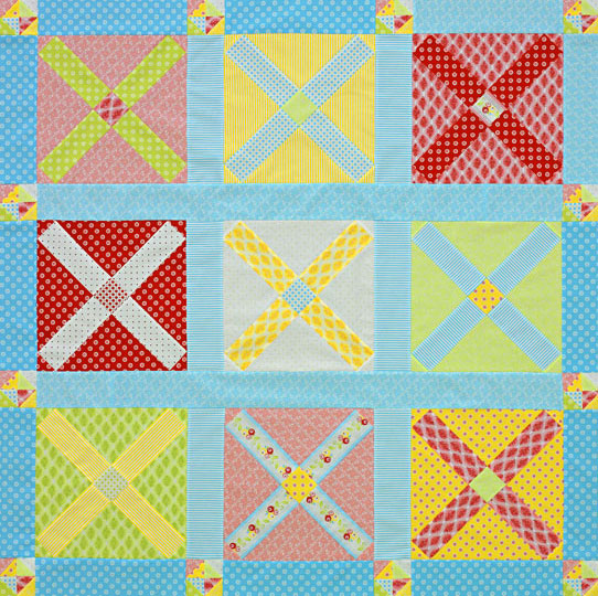 At the Crossroads Color Option
