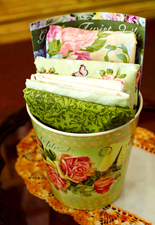 Kits for On-the-Go Quilters