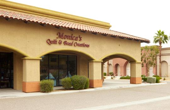 Monica's Quilt & Bead Creations
