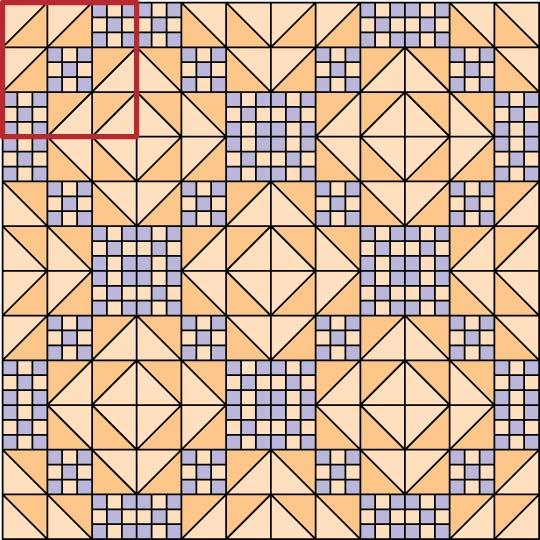 Straight Set, Block-to-Block Variation