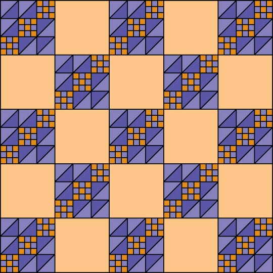 Straight Set with Setting Squares