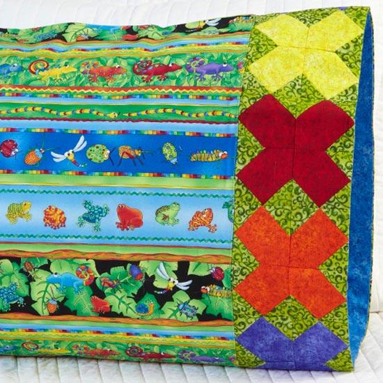 2nd Quarter 2012 One Million Pillowcase Featured Fabrics