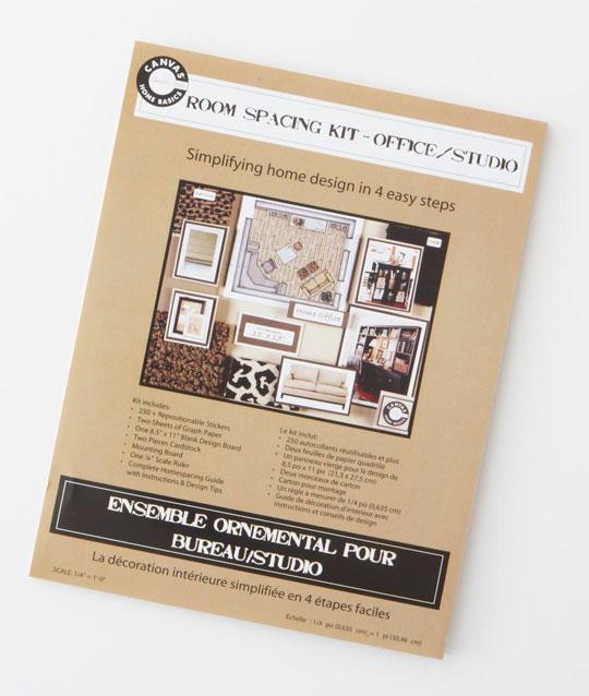 Canvas Corp Room Spacing Kit—Office/Studio