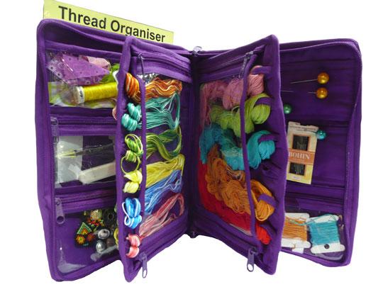 Yazzii Embroidery Thread Organizer
