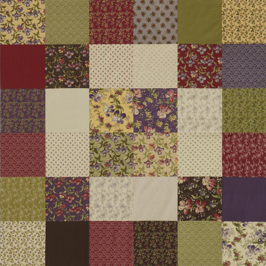 The Easiest Quilt Ever