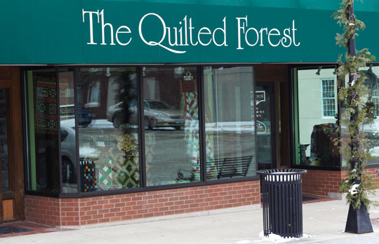 The Quilted Forest