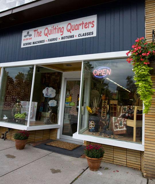 The Quilting Quarters