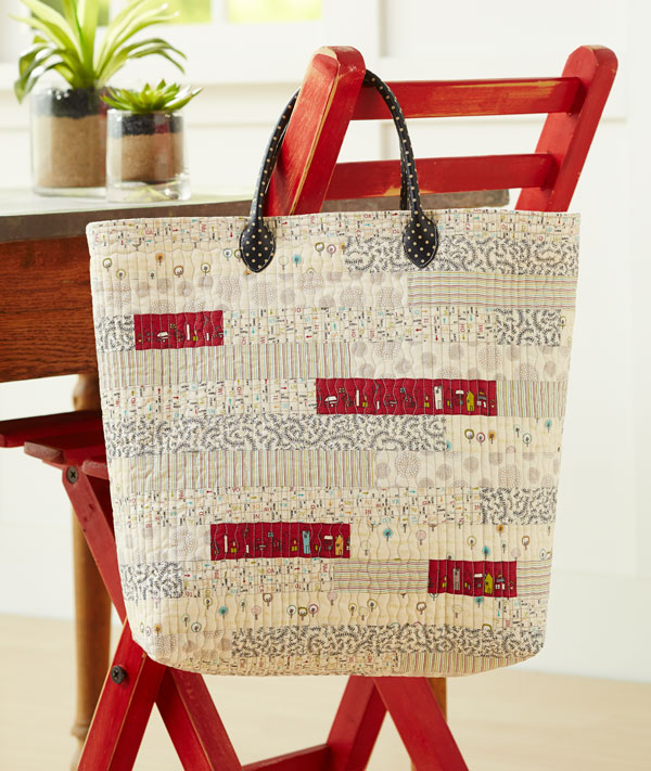 Scrap Lab Tote Bag