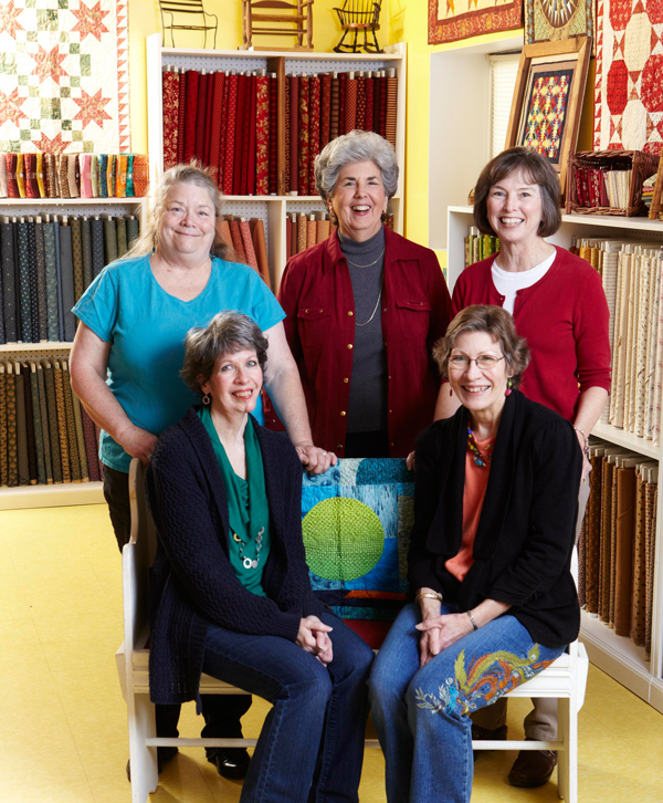 Meet the Staff at Sunday Best Quiltworks
