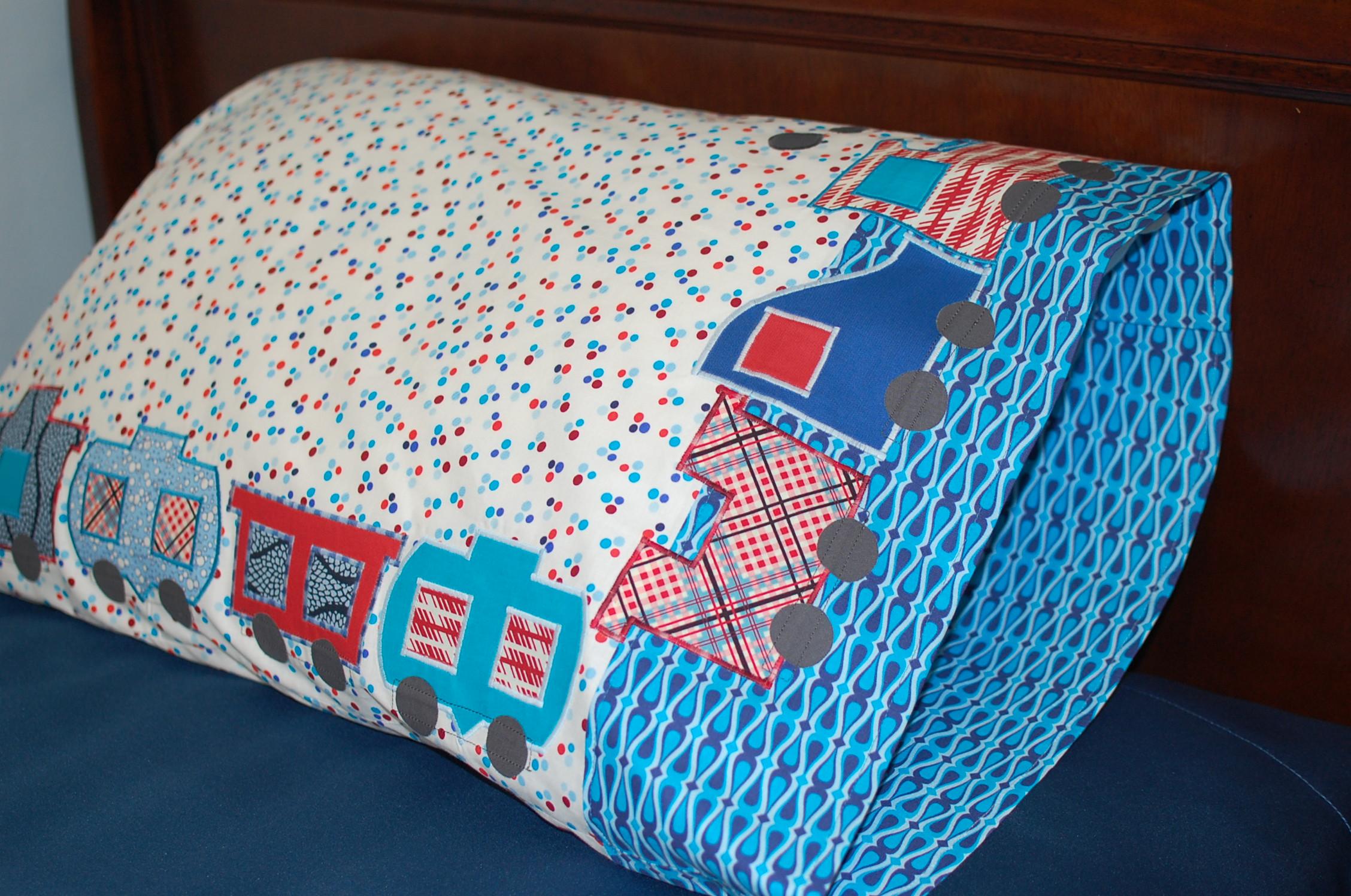 Coats & Clark's and FreeSpirit's Pillowcase