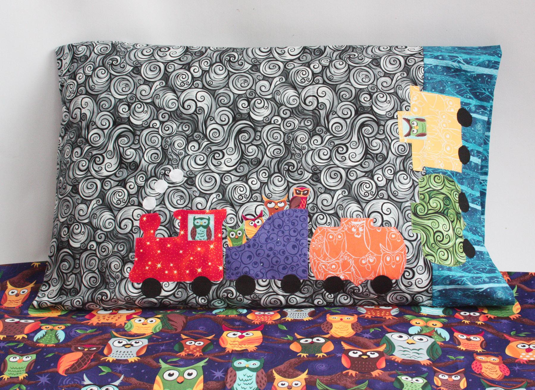 Fabri-Quilt's Pillowcase