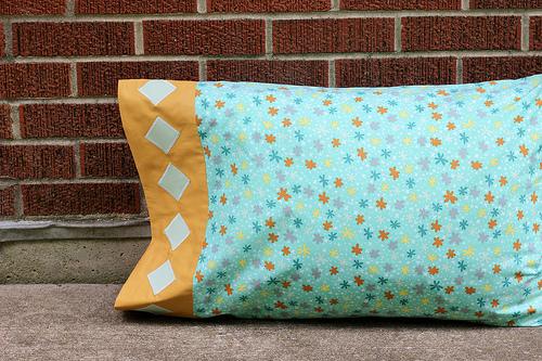 Jeni Baker's Pillowcase
