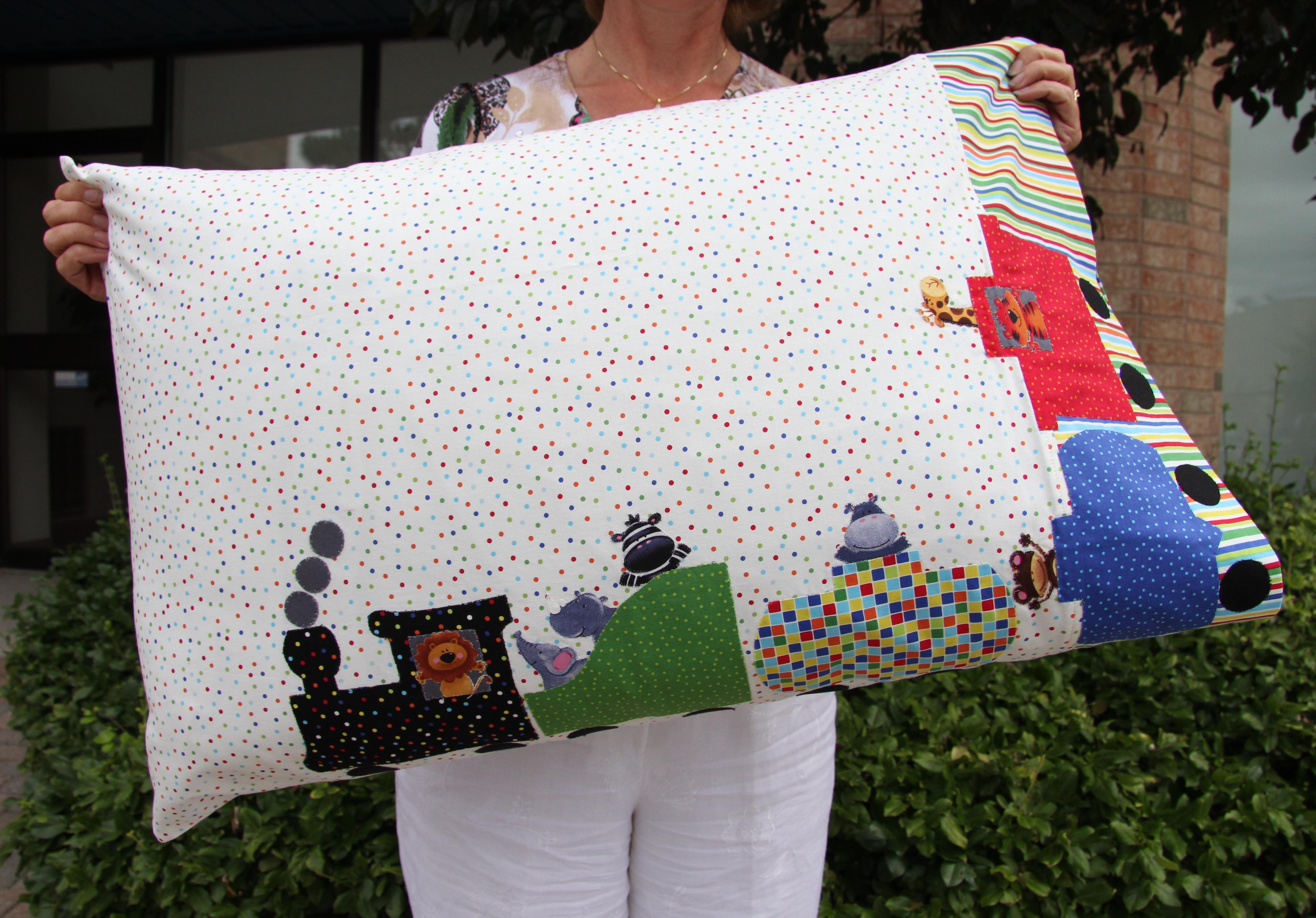 Northcott's Pillowcase