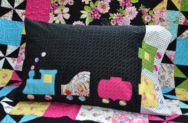 Swirly Girls Design's Pillowcase