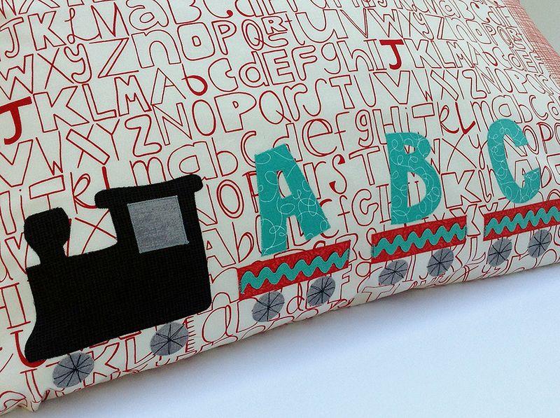 Terry Atkinson's Pillowcase
