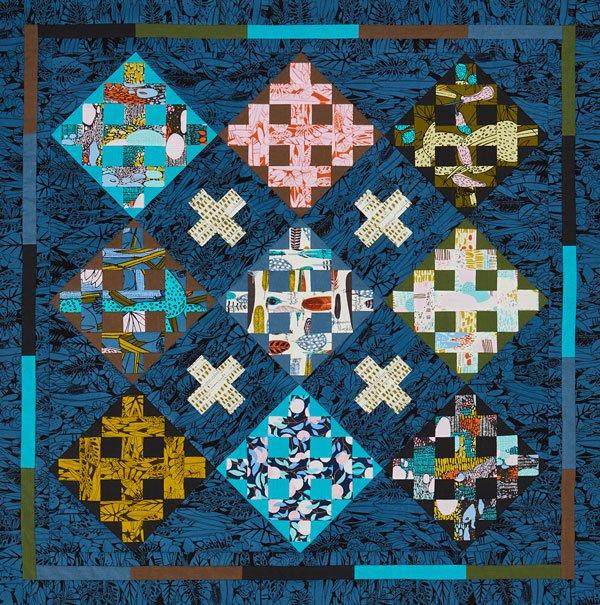 Double Cross Quilt