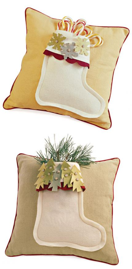 Comfort and Joy Pillows