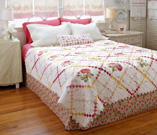 Sweet Retreat Quilt