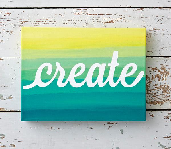 Create a Better Life