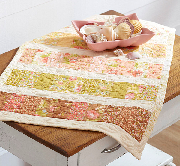 Rectangles Table Topper