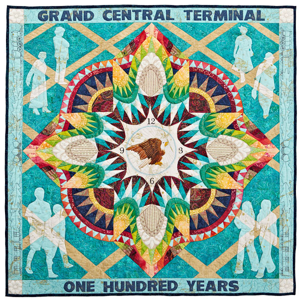 Grand Central Quilt Winners
