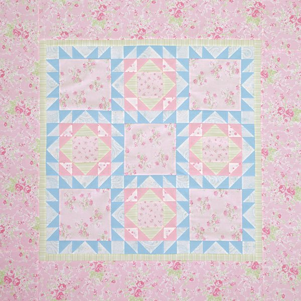 Striking Stars Quilt