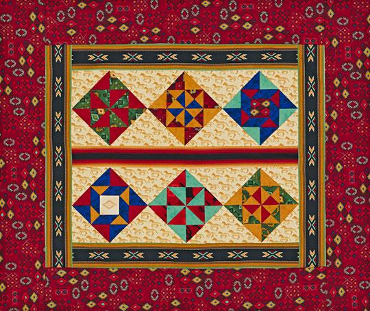 Southwestern Wall Quilt