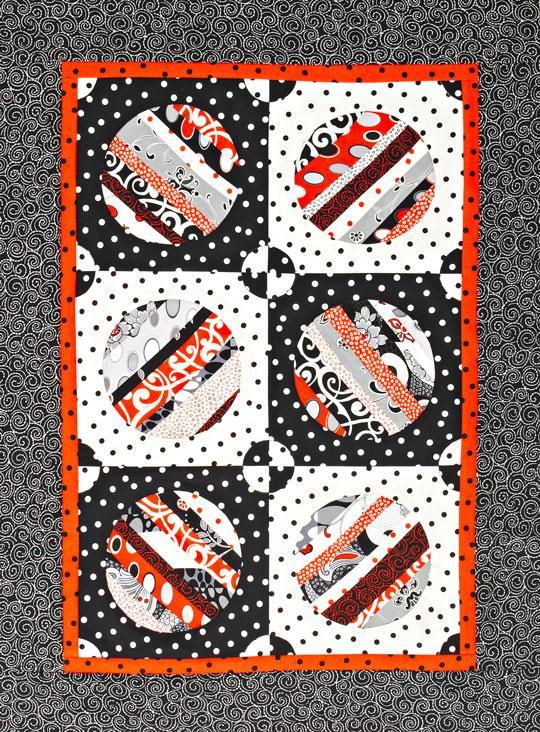 Quilts Using Polka Dot Fabrics