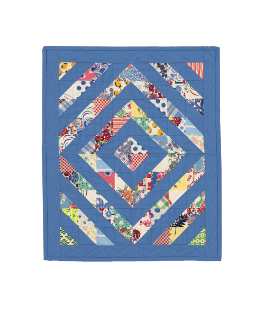 1930s Doll Quilt