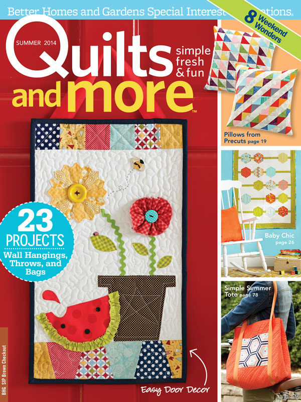 Quilts and More Summer 2014