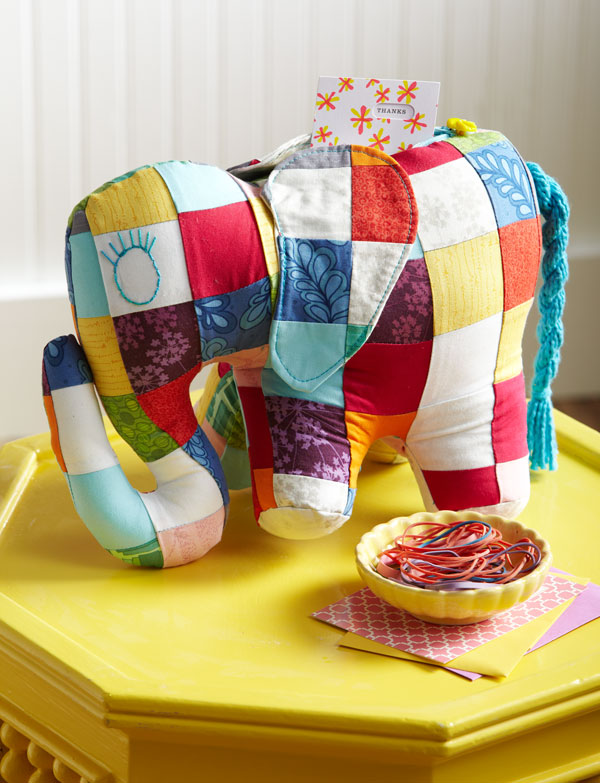 Scrap Lab Elephant