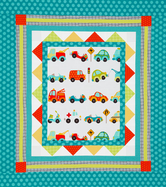Traffic Jam Wall Hanging