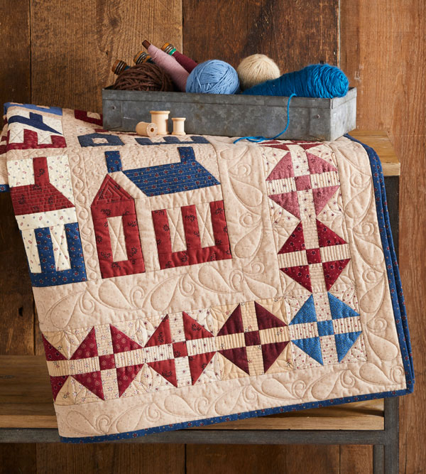 Free Machine Quilting Designs